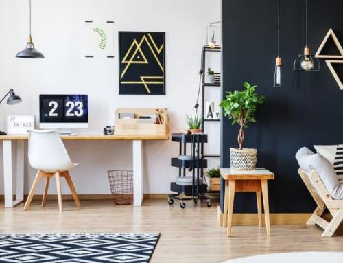Konsep ruang kantor agar lebih fresh